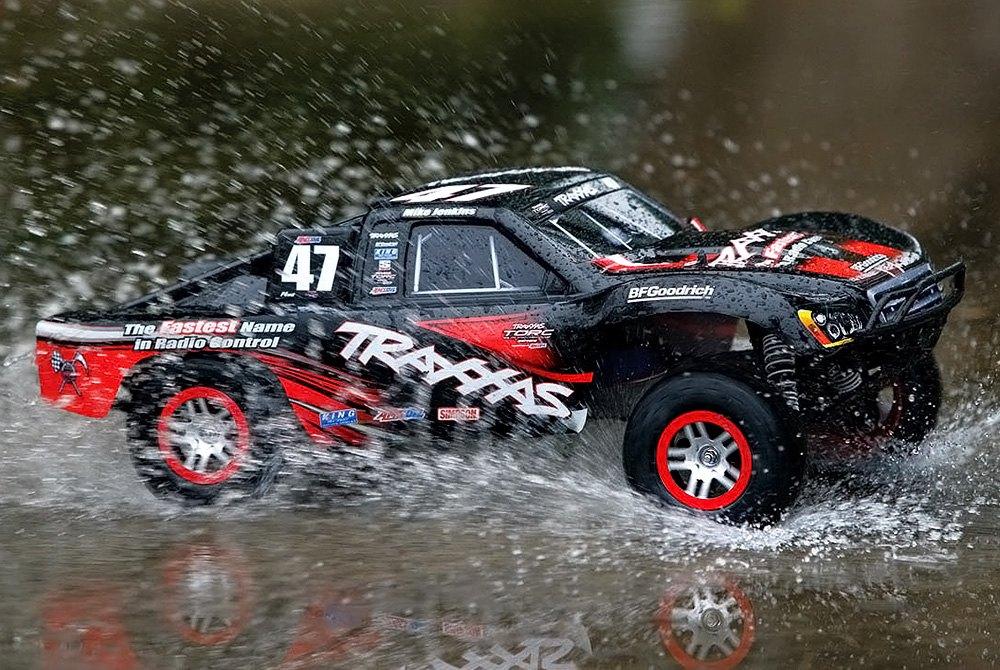 4x4 Truck Monster Slash