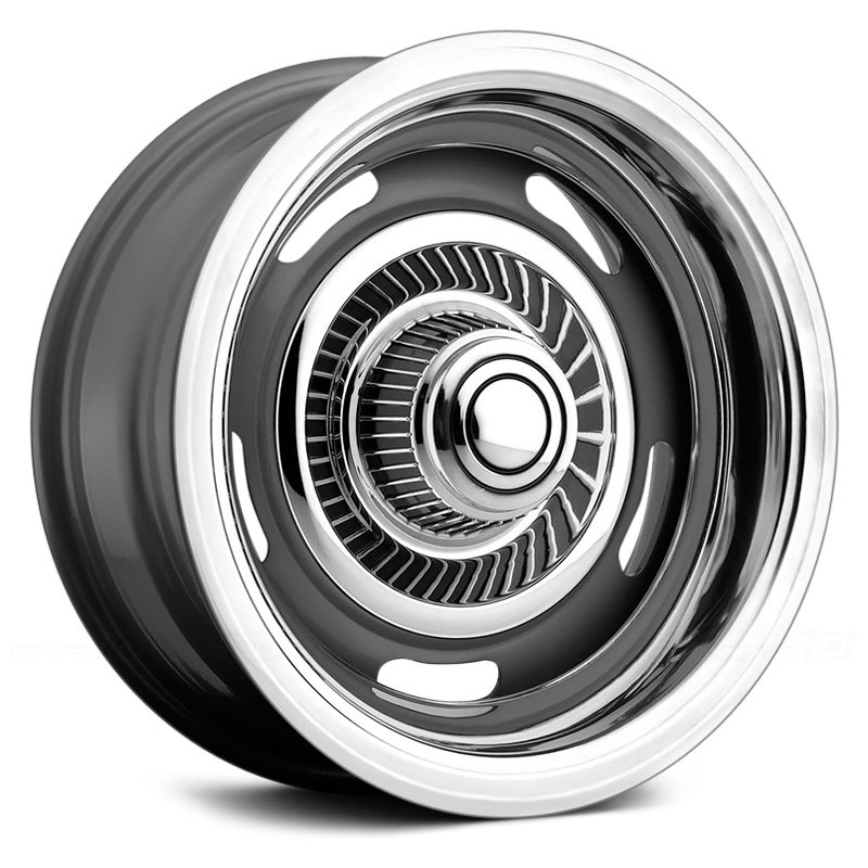 Chevy Truck Rally Wheels