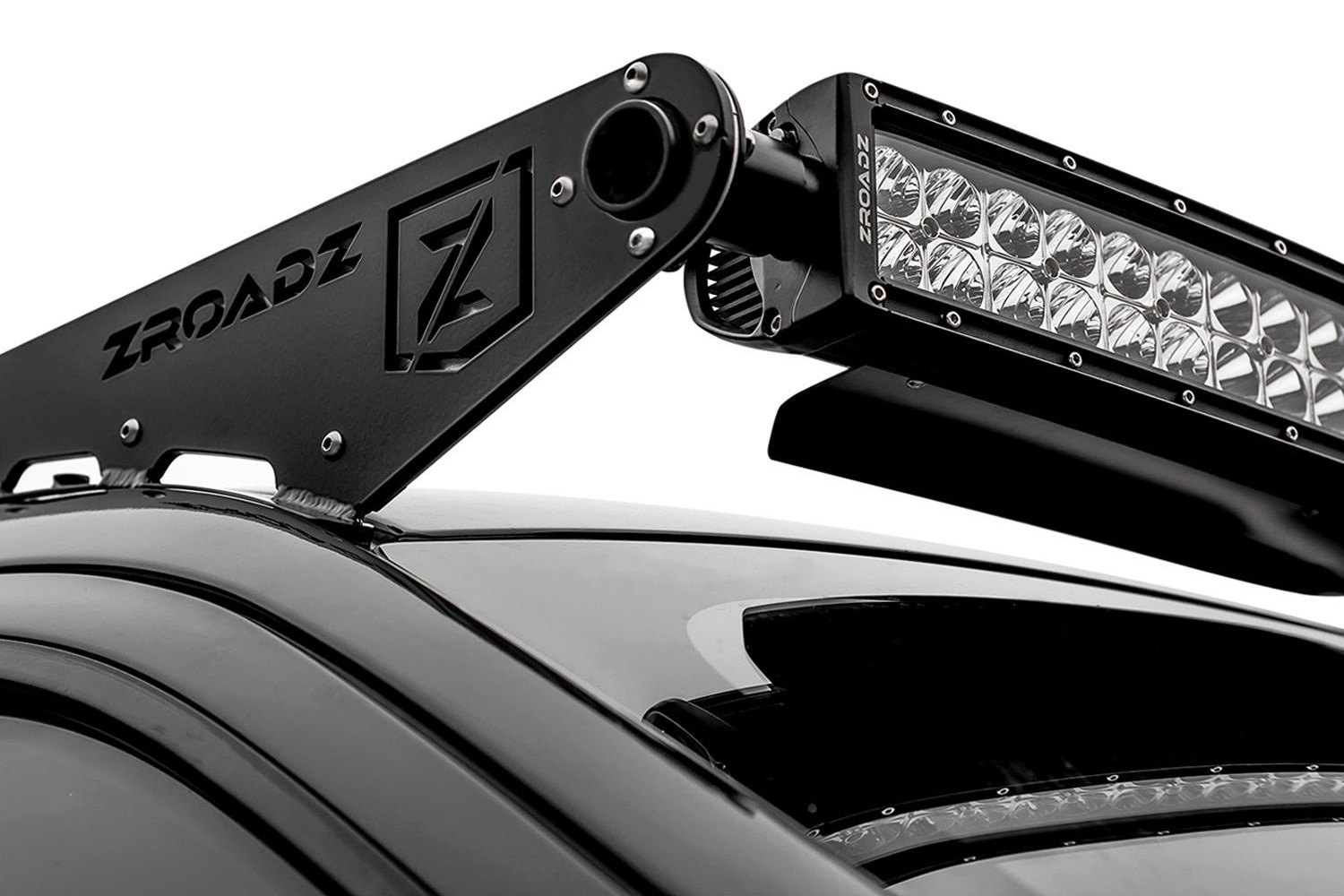 Led Light Bar Mount