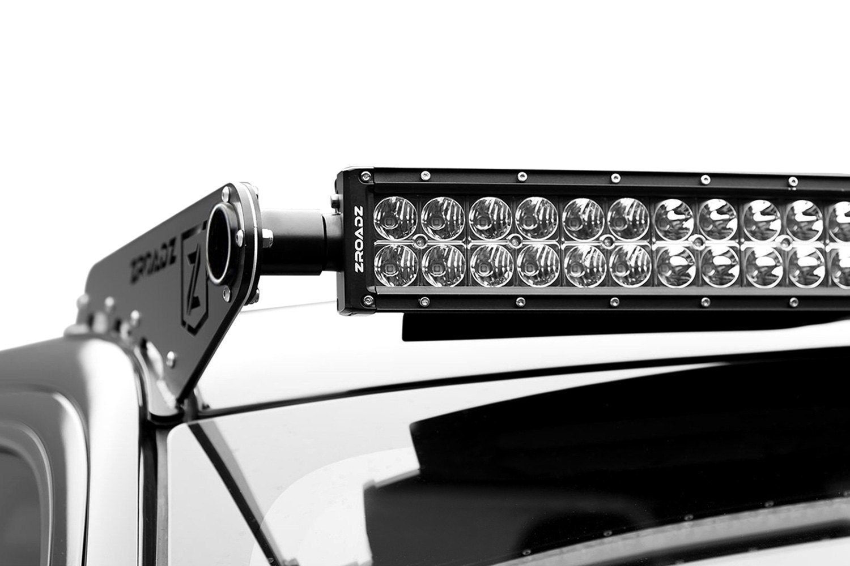 Led Light Bar Roof Mounts