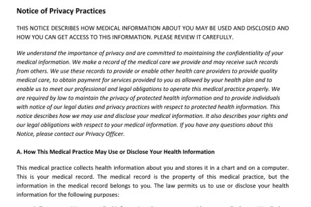 hipaa privacy policy form template browse and download free form templates and tested template designs download for free for commercial or non commercial