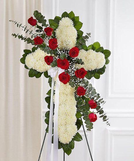 Funeral Flowers for a Man, Funeral Arrangements, Wreaths ...