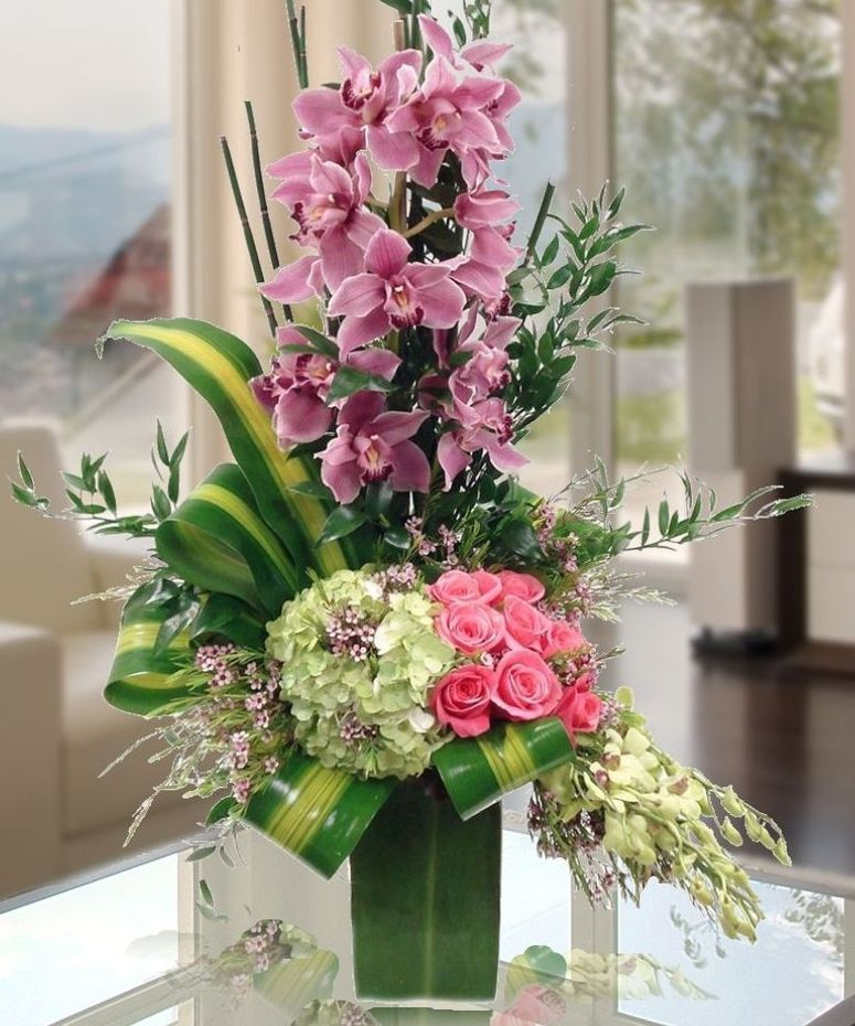 Unique Flower Arrangements