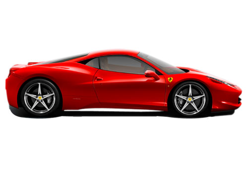 Ferrari 458 Italia Side Medium View Exterior Picture ...