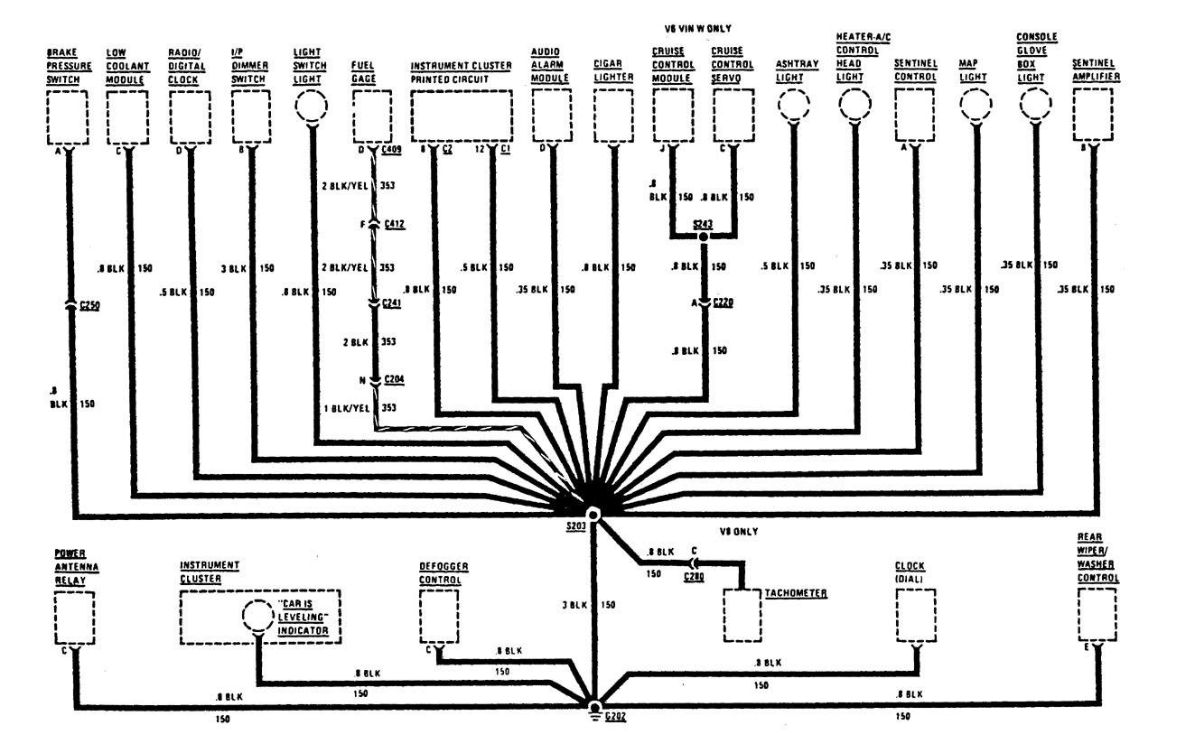 Wiring Diagram On 1995 Volvo 850 1997