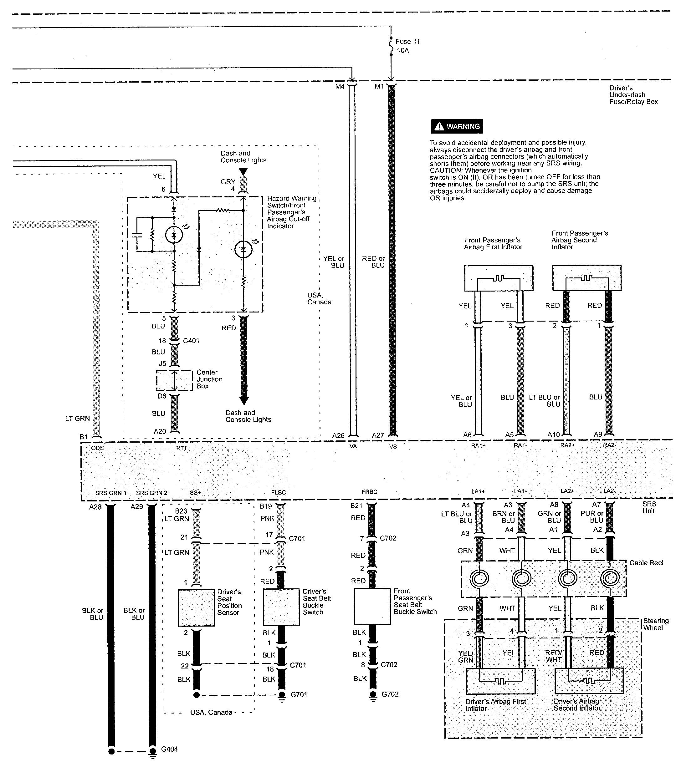Diagram For 2004 Ford Freestar Fuse Panel 2007 Box