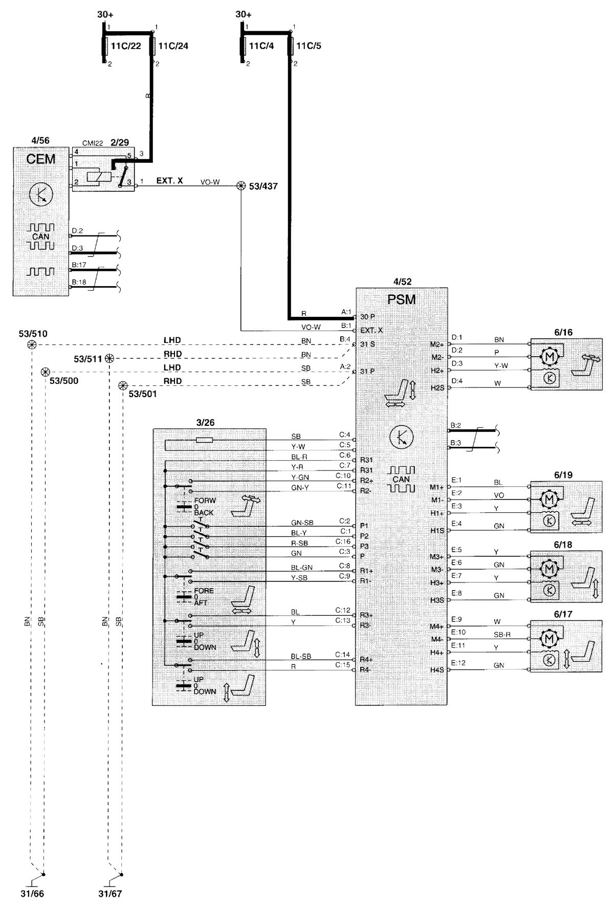 diagram] 2004 volvo xc70 wiring diagram full version hd quality wiring  diagram - diagramwood.gdtoscana.it  diagram database - gdtoscana.it