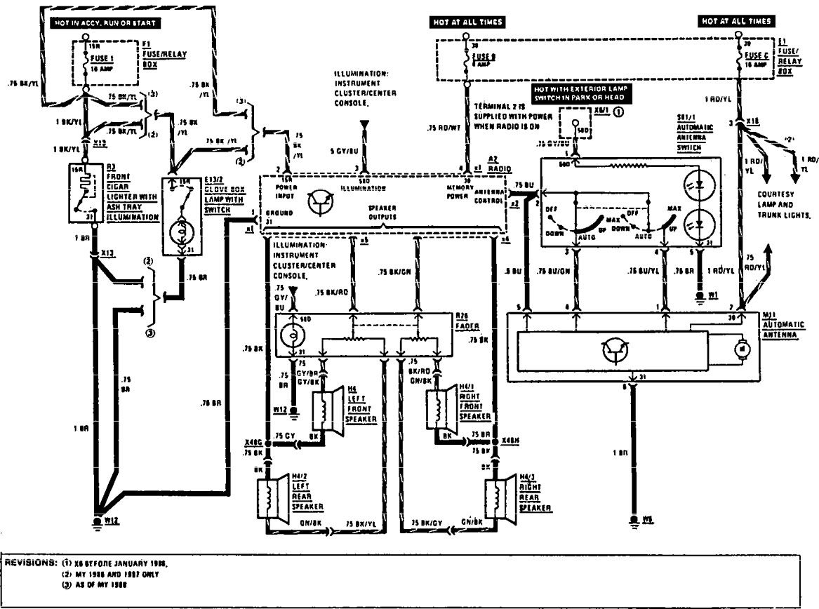 Amazing mercedes 240d wiring diagram inspiration electrical wiring