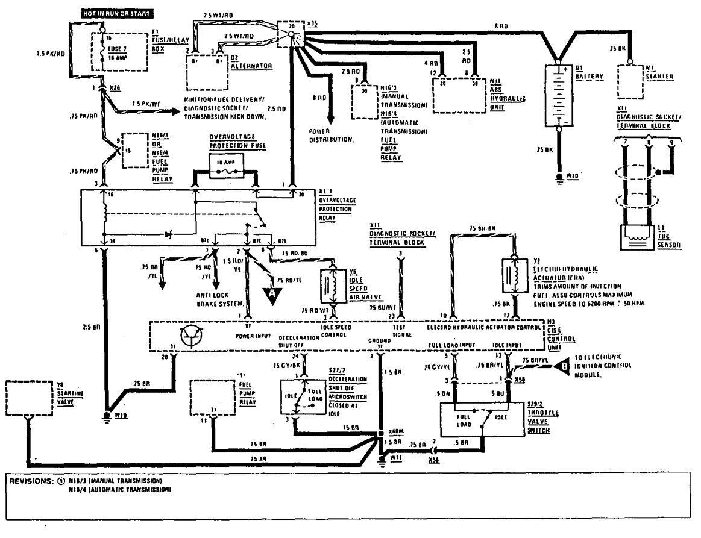 W124 wiring diagram arrow puter nissan x trail wiring diagram