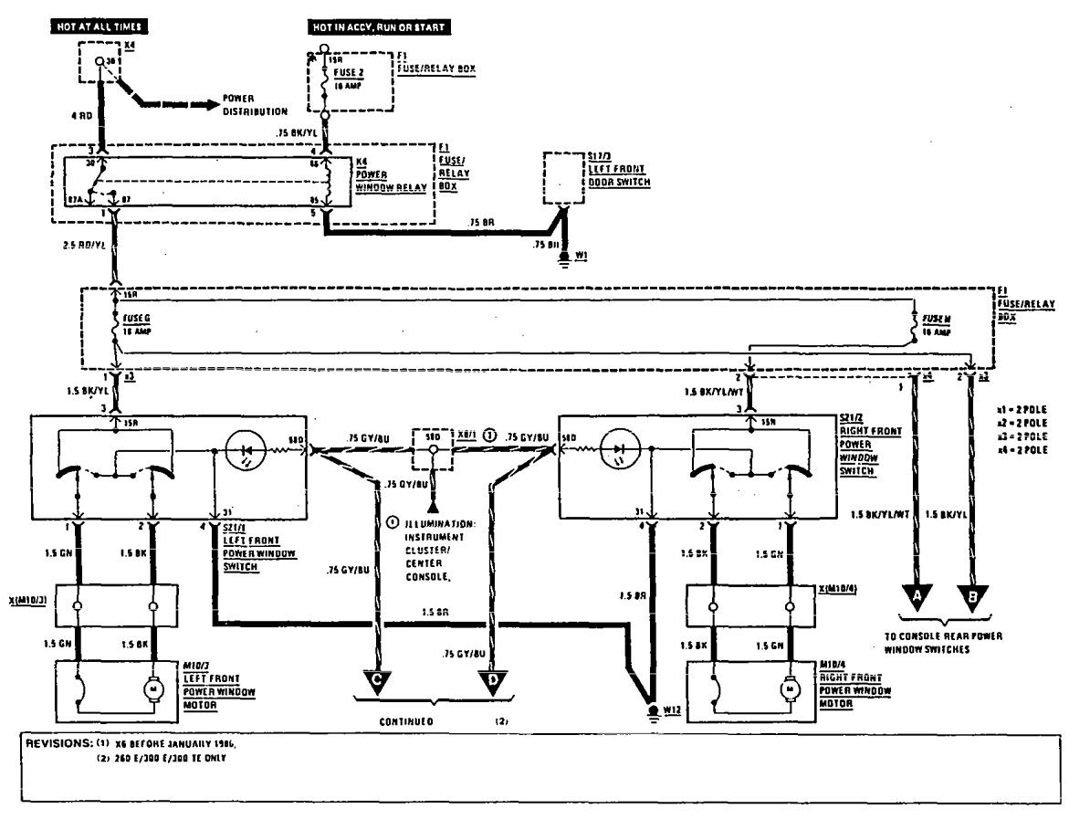 1990 Acura Integra Wiring Diagram