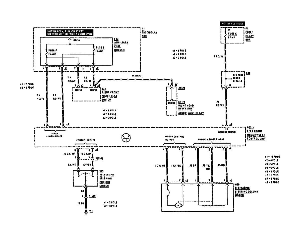 1985 Mercedes 300d Alternator Wiring Diagram 1985 Free Engine Image