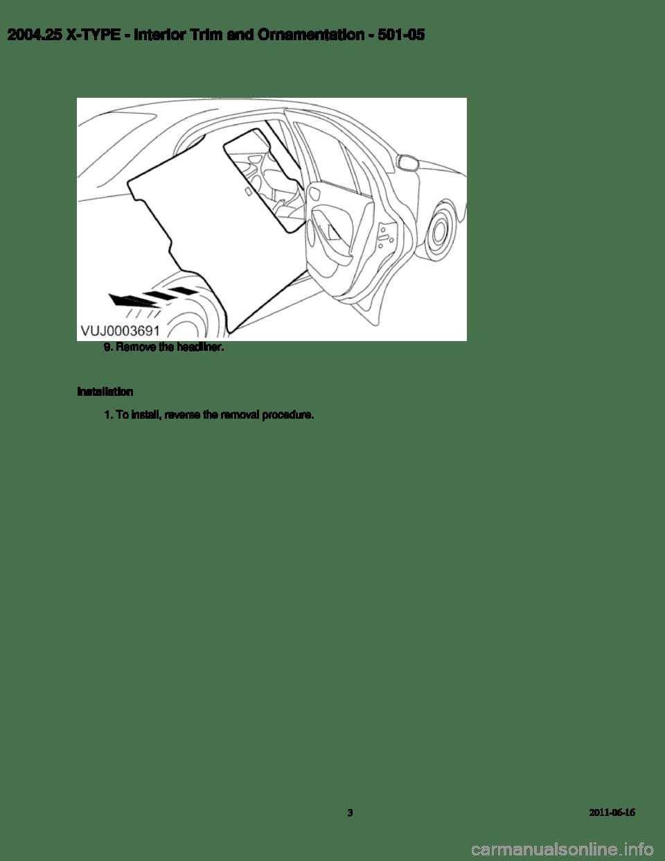 Jaguar x type estate wiring diagram