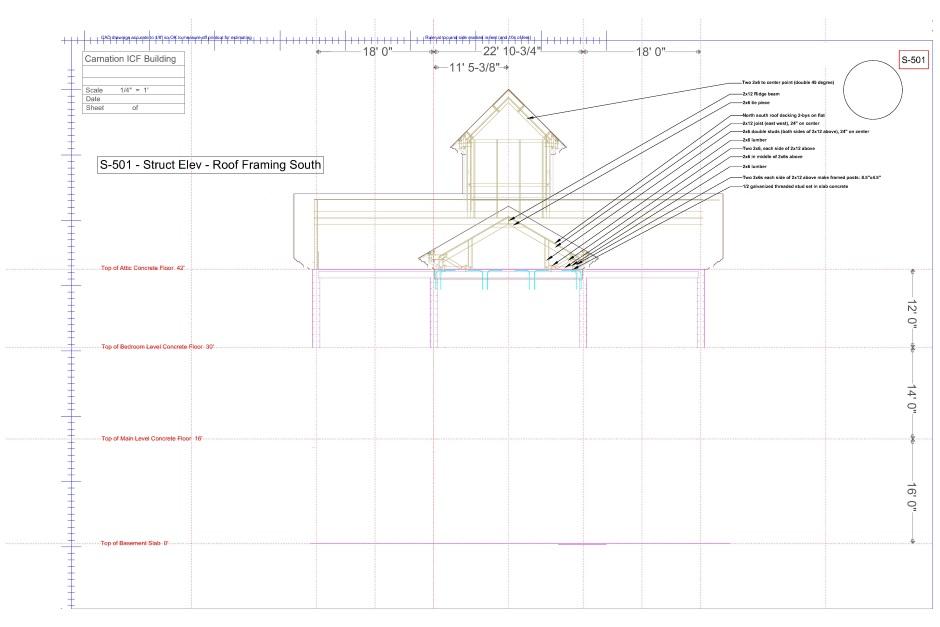 Plumbing Blueprints My House