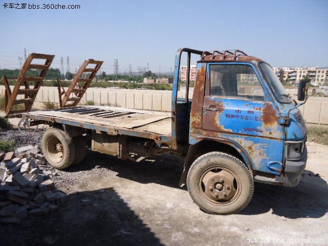 China Car History The Nanjing Yuejin Nj131 Light Truck