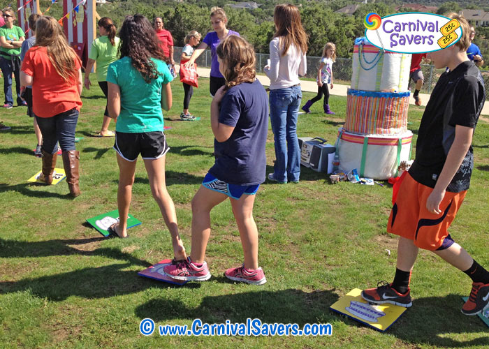 Family Picnic Games