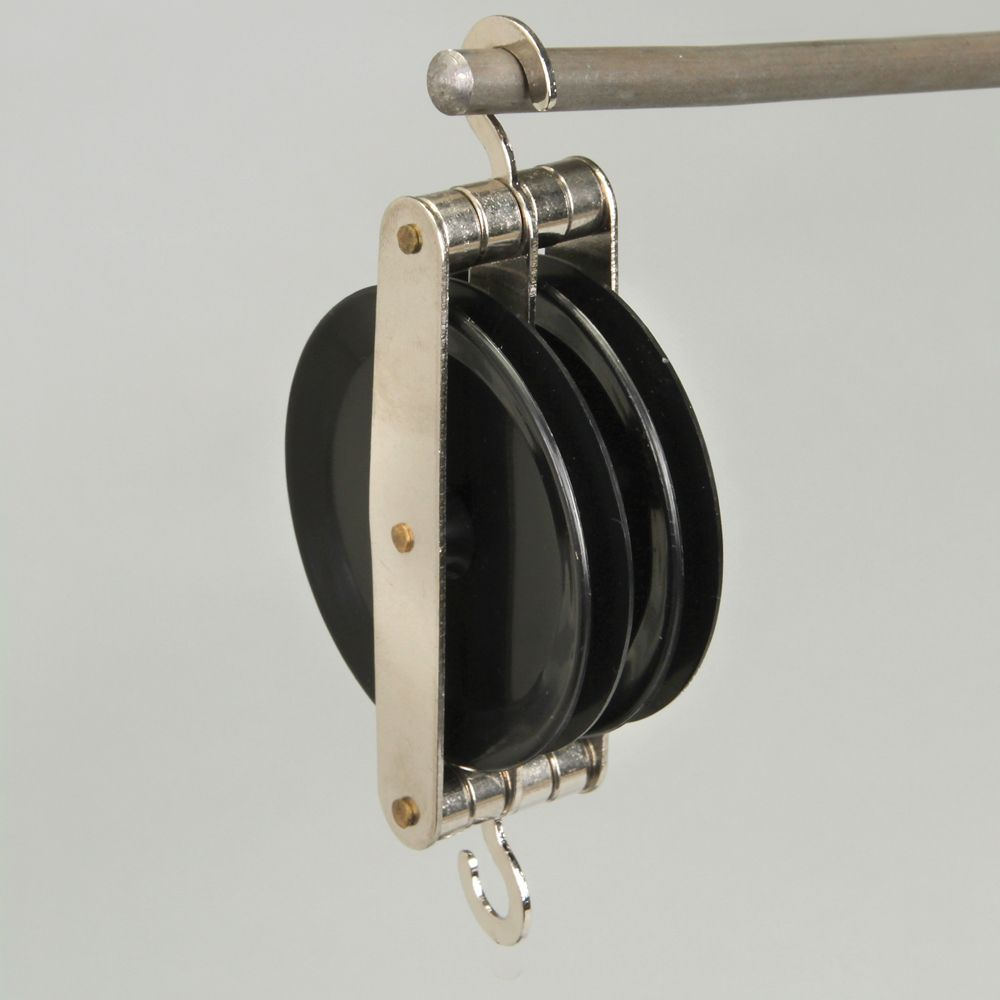 Sheave Double Pulley