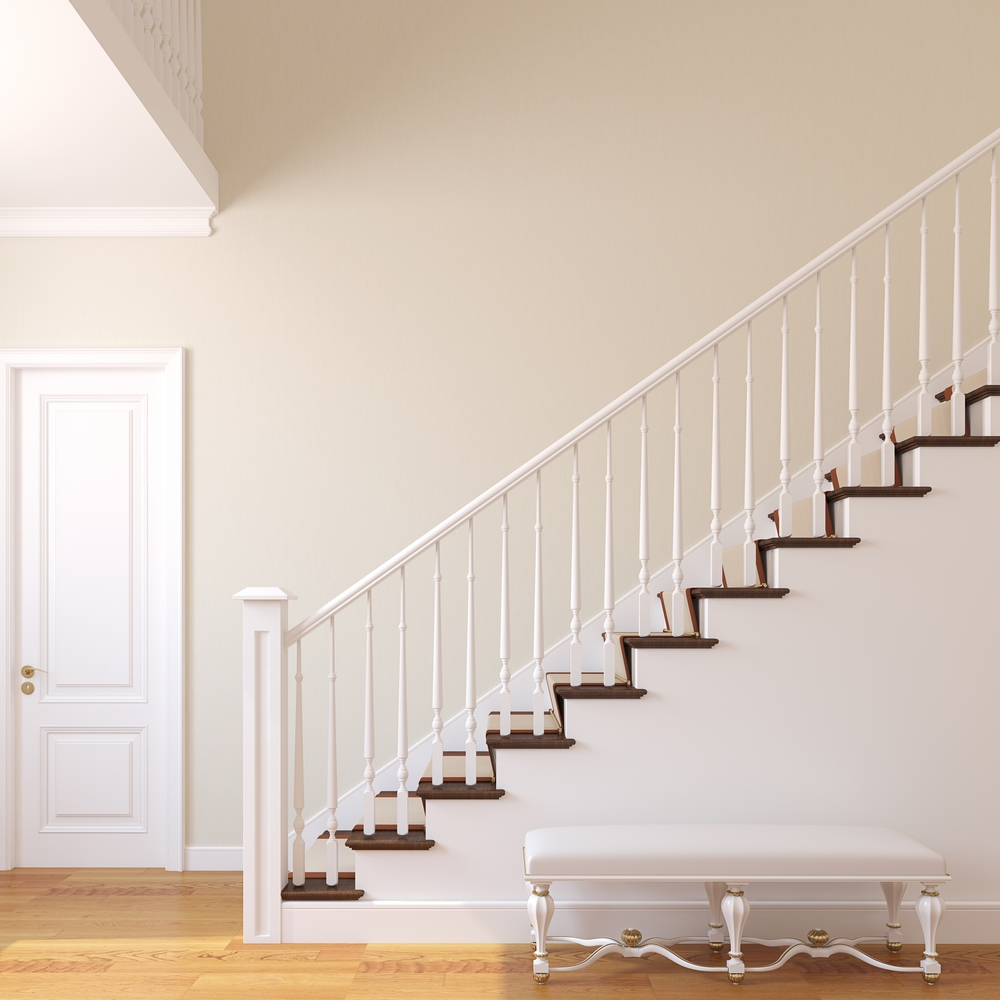 Hardwood Or Carpet On Stairs Which Is Right For Me | Carpet On Hardwood Stairs