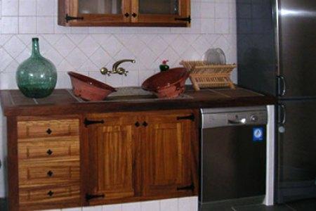 Muy Dulces » muebles cocina rusticos baratos | Cocinas Muy Dulces