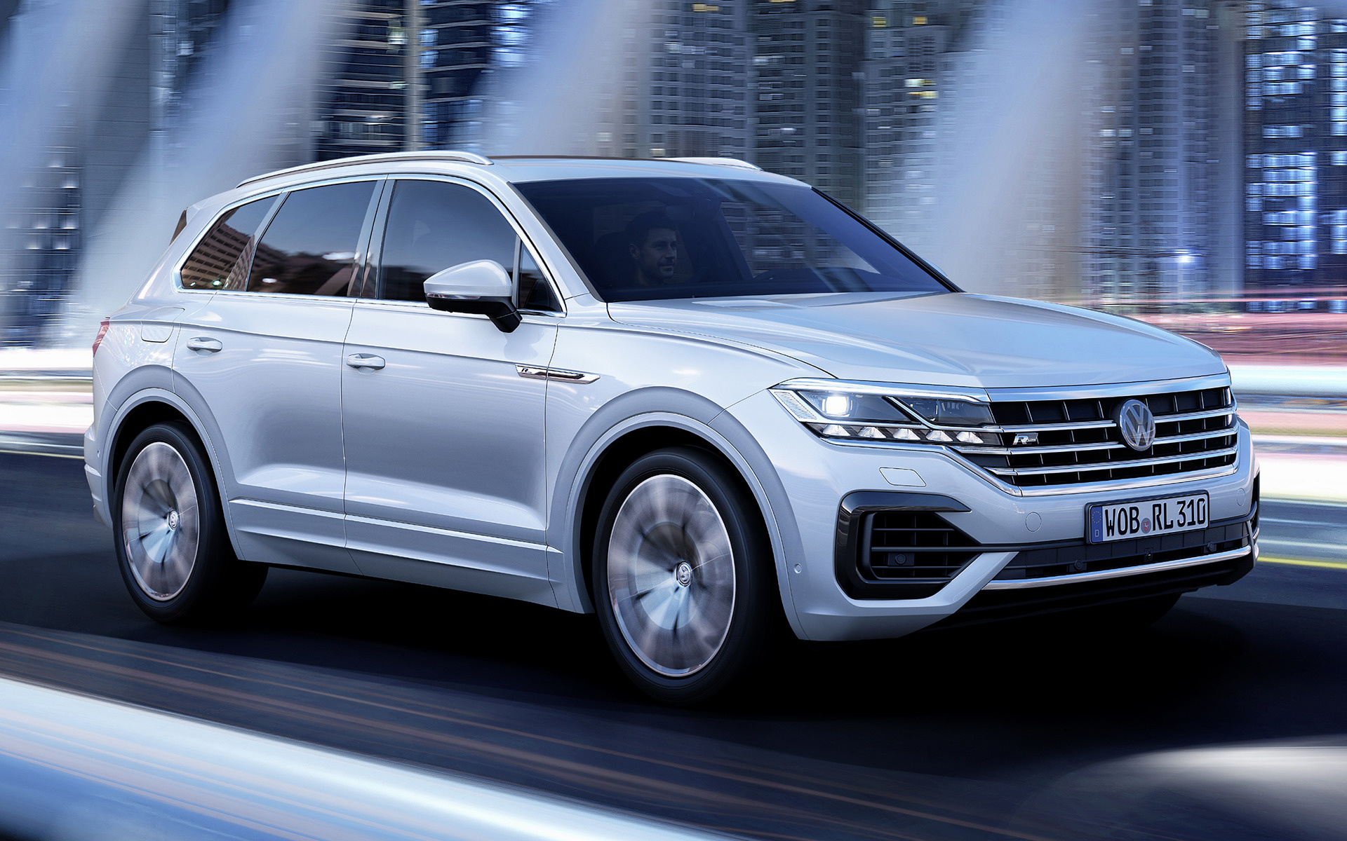 2018 Volkswagen Touareg R Line Wallpapers And Hd Images
