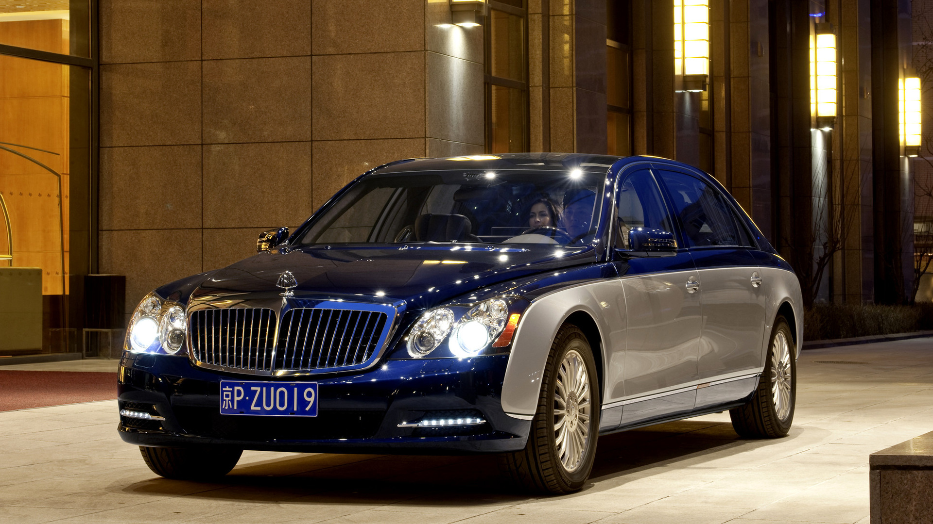 2010 Maybach 62 Wallpapers And Hd Images Car Pixel