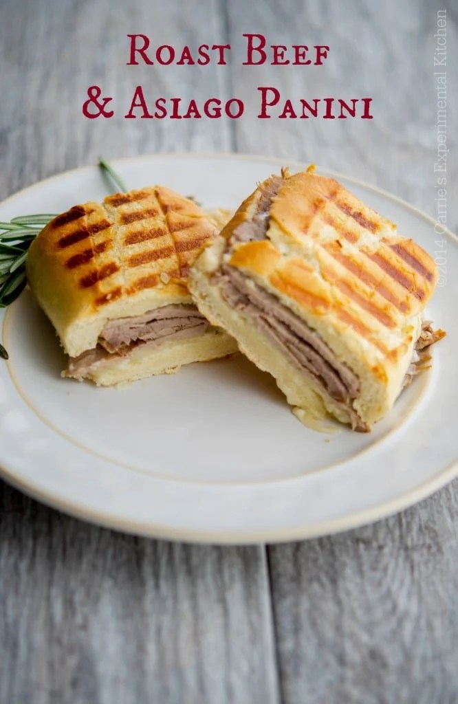Meat And Cheese Panini Bread
