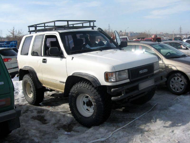 1993 Isuzu Trooper Pictures 3100cc Diesel Manual For Sale