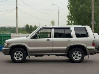 2001 Isuzu Trooper Images 3500cc Gasoline Automatic