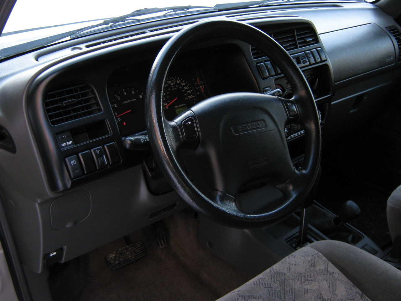 2002 Isuzu Trooper For Sale 3 5 Gasoline Automatic For Sale