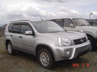 Used 2008 Nissan X-trail Photos, 2000cc., Gasoline ...