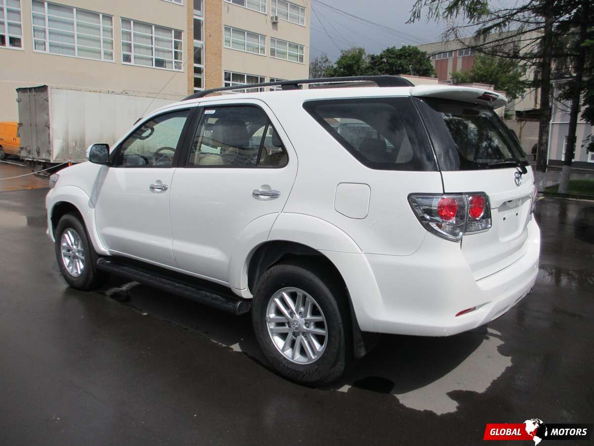 2012 Toyota Fortuner For Sale 2700cc Gasoline