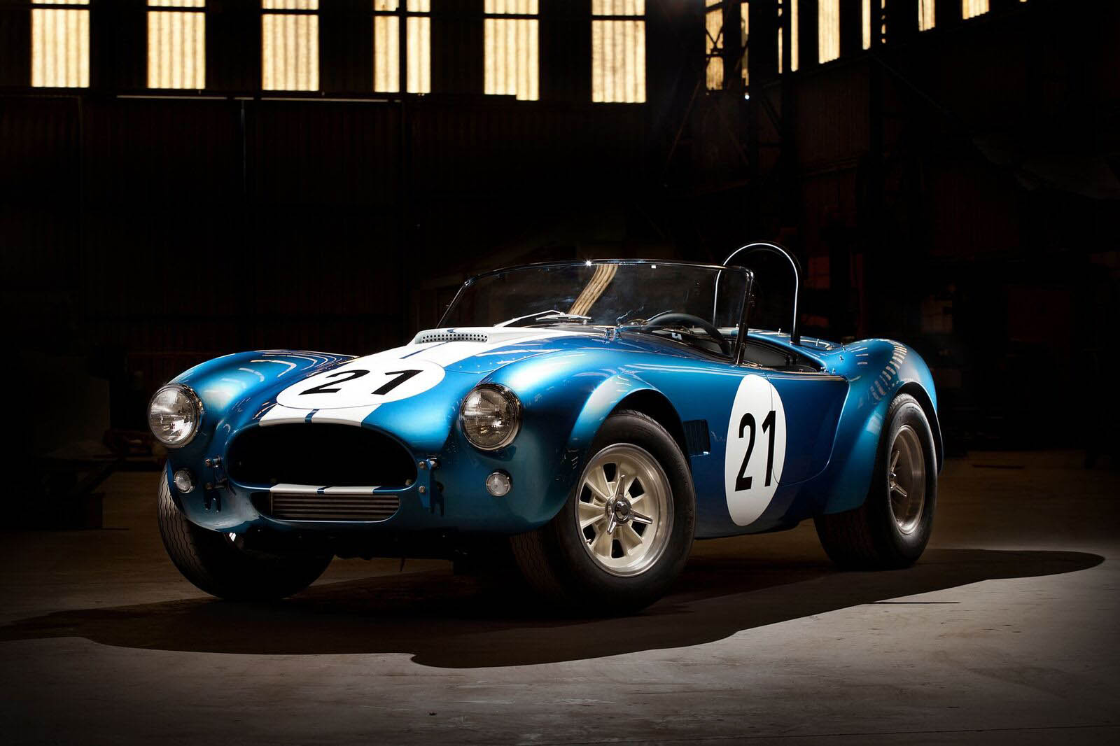 Shelby Salutes Bob Bondurant With Special Continuation
