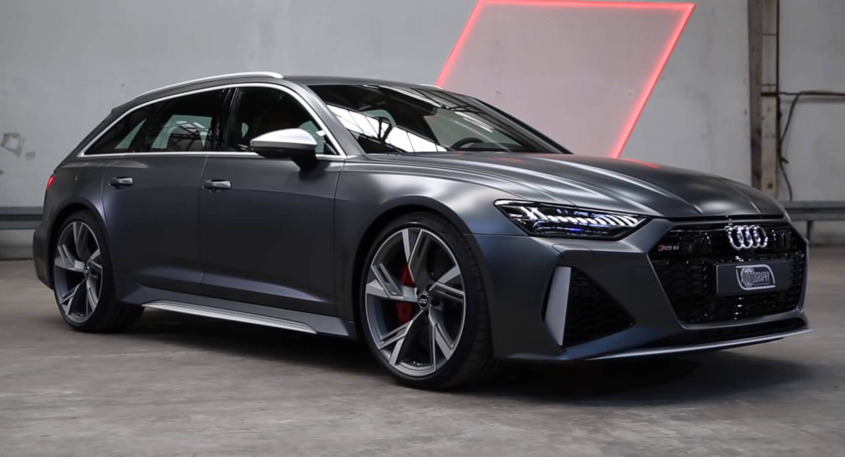 2020 Audi Rs6 Avant A Great Way Of Taking The Kids To