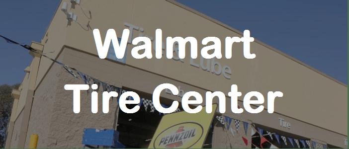 Walmart Tire Finder