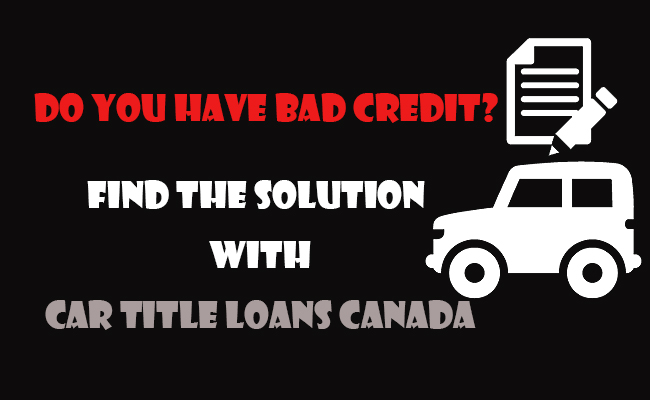 Trouble-Free Car Title Loans In Moncton!