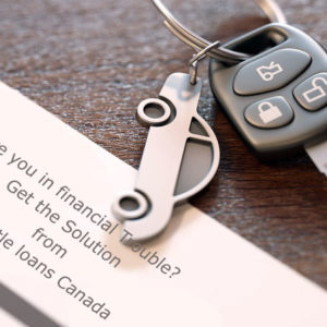 GET THE SOLUTION TO ALL YOUR FINANCIAL TROUBLES THROUGH A BAD CREDIT CAR TITLE LOAN!