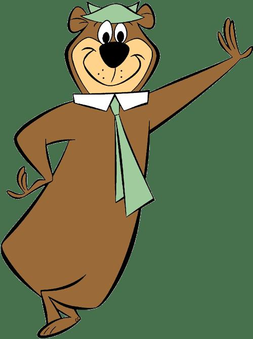 Broom Clip Art Yogi Bear