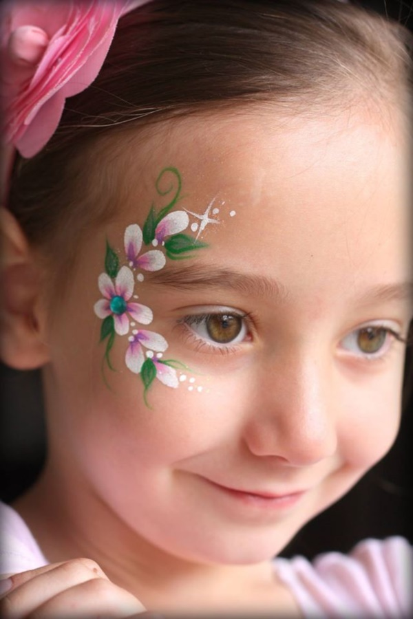 Simple Face Painting Ideas for Kids19   Cartoon District