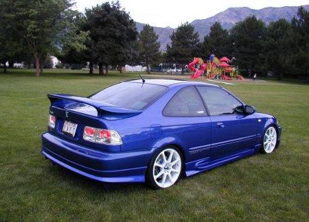 1999 Honda Civic Car Tuning Central