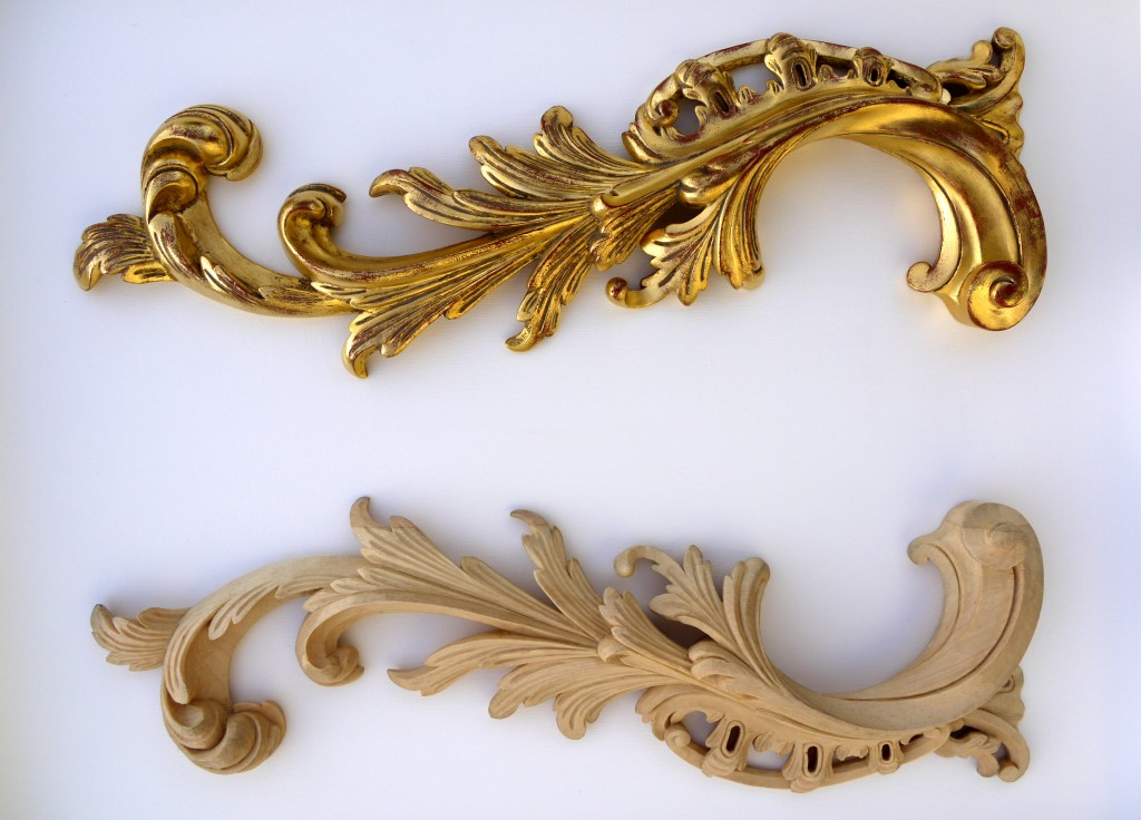 Water Gilding Wood Carvers And Gilders
