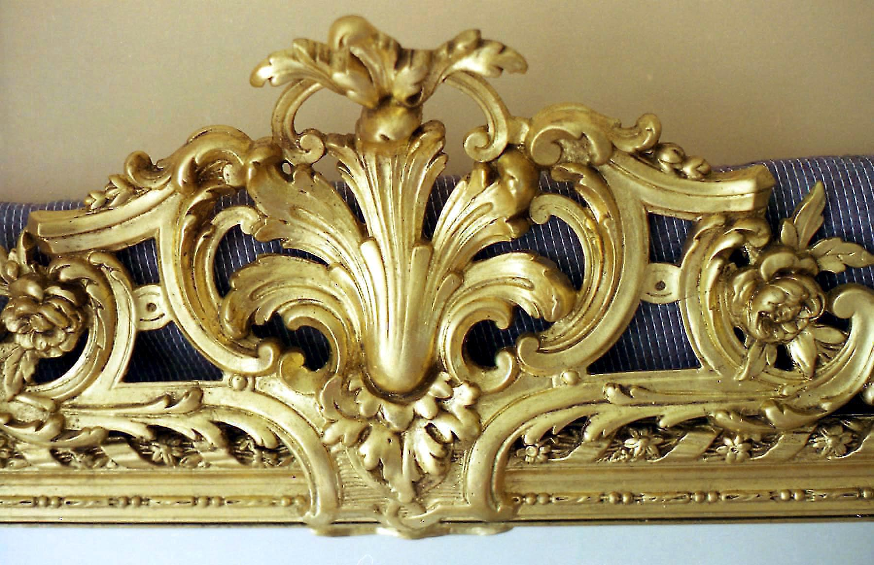 Oil Gilding Wood Carvers And Gilders
