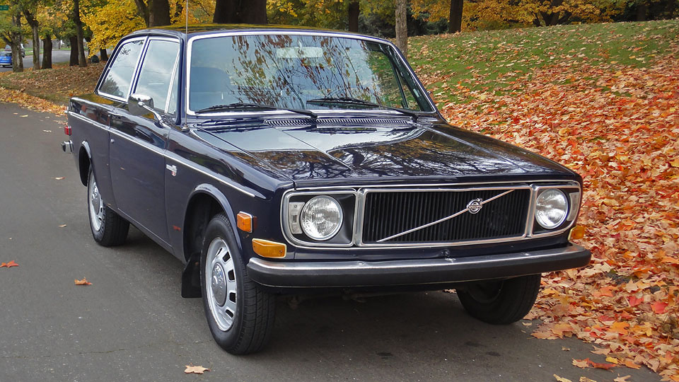 Buy Used 1971 Volvo 142s B20 4spd Excellent