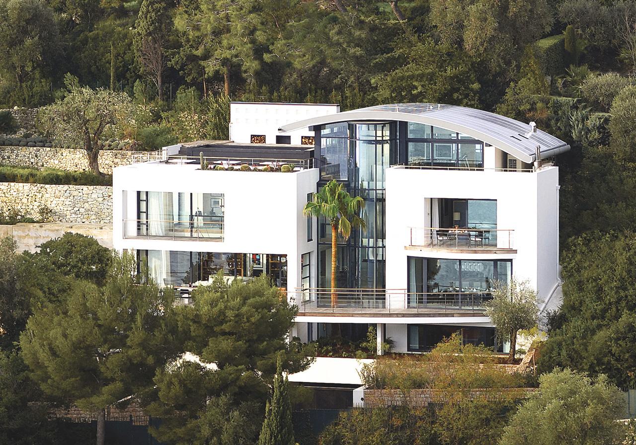 Villa Cap Ferrat Vacances C 244 Te D Azur Casol Villas France