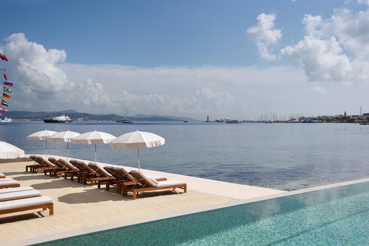 Cheval Blanc St Tropez French Riviera Luxury Hotel