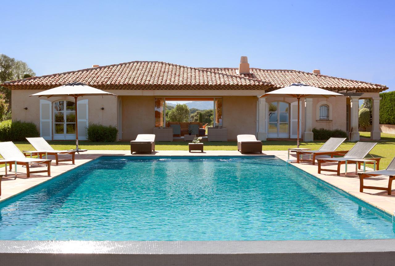 Villa 19 Reserve De Ramatuelle Saint Tropez Casol