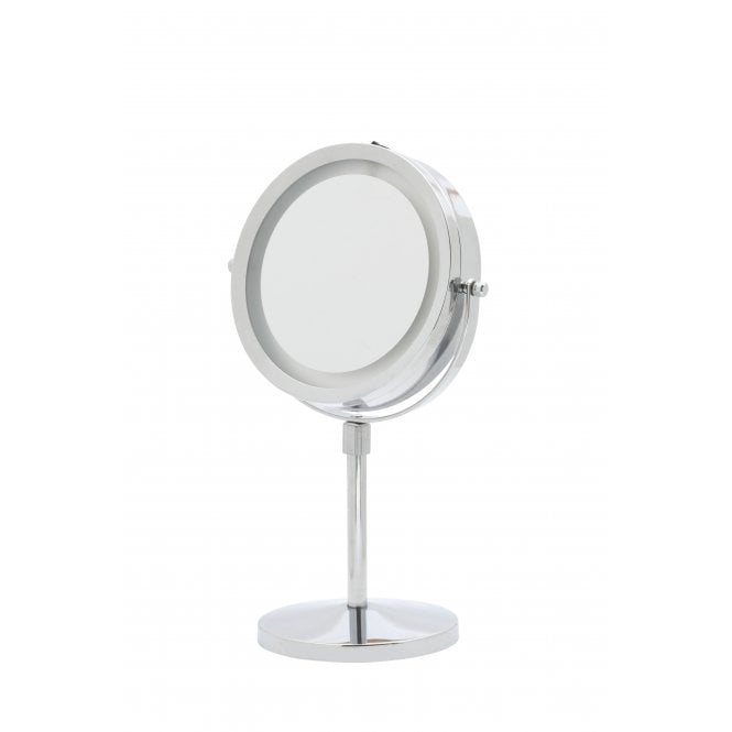 Cavalier Large Mirror Battery Powered Led Lights
