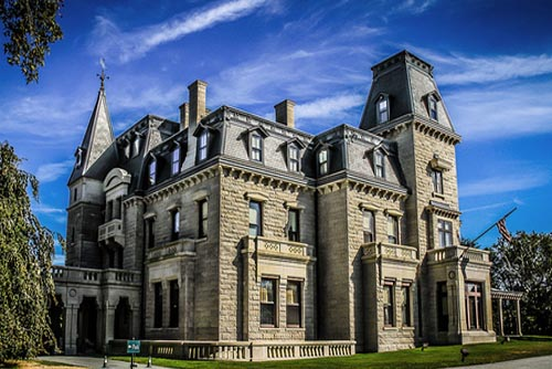 Castle Huntington Long Island