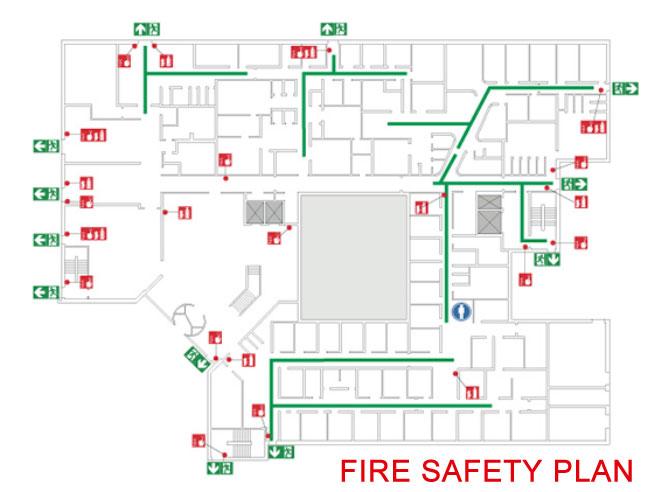 Safety Alarm House