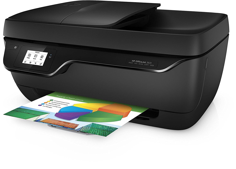 Hp Officejet 3831 Impresora Multifunci 243 N De Tinta De Color
