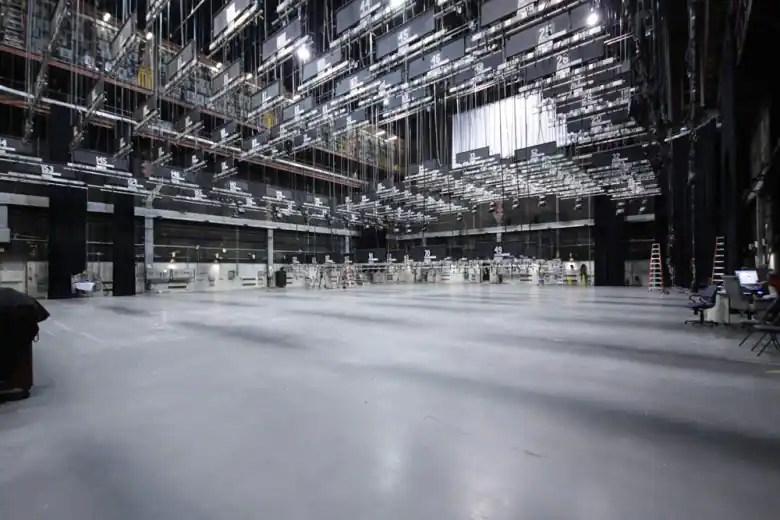 Studio 40 Cbc Production Facilities