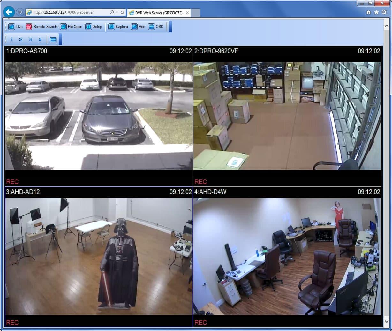 Best Diy Home Camera System